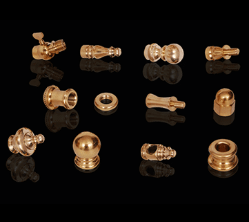 Precision brass Parts Jamnagar India