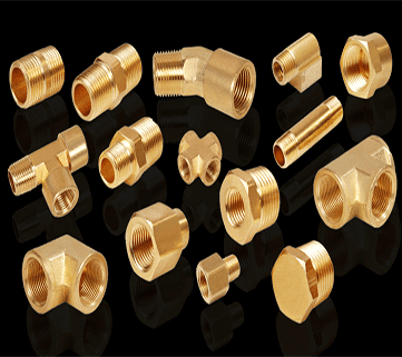 Brass Sanitary Pipe Fittings Manufacturer in India