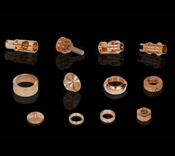 Brass Precision Turned Components manufacturer India