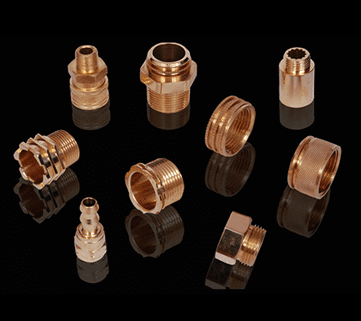 Brass Hydraulic Fittings Manufacturer Jamnagar, India