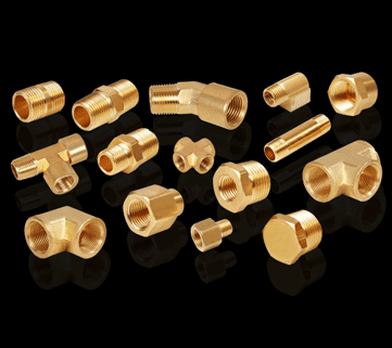 Brass Plumbing Fittings Supplier,exporter Delhi, India