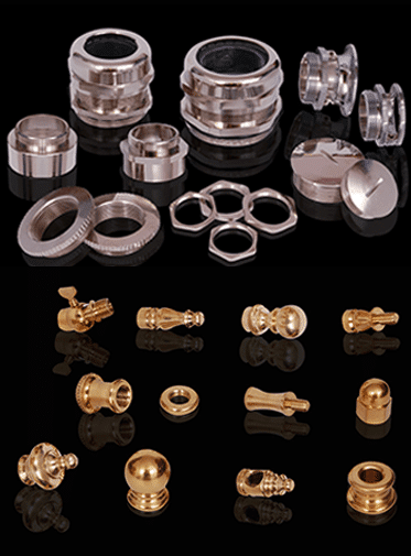 Precision Brass Parts, Components In India